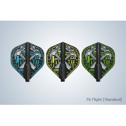 SET 3 ALETTE COSMO FIT-FLIGHT STANDARD SPARTAN