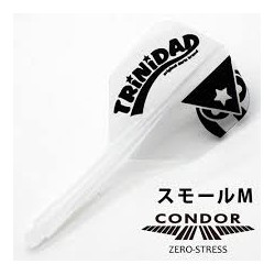 CONDOR NO STRESS S 21.5MM NERO-S BIANCO